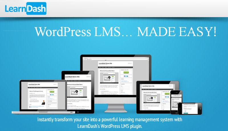Aula virtual con WordPress y LearnDash