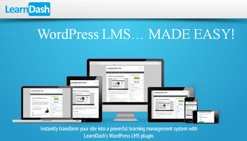 LearnDash. Aulas virtuales con WordPress