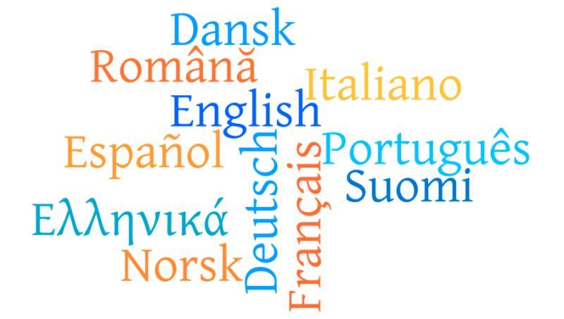 WordPress en varios idiomas