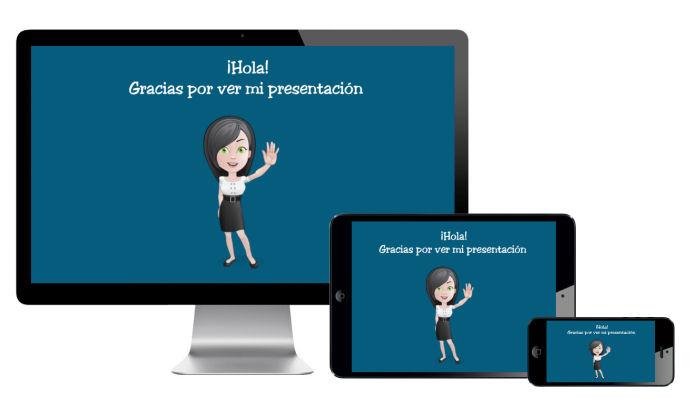 Presentaciones online multidispositivo SinLios