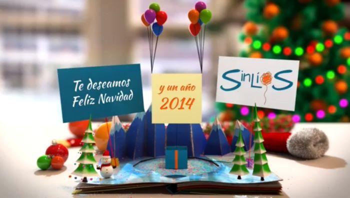 Feliz Navidad y un 2014 SinLios