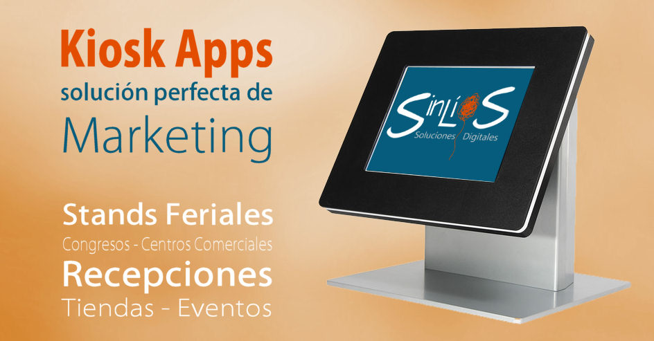 Kiosk Apps para Marketing y mucho más