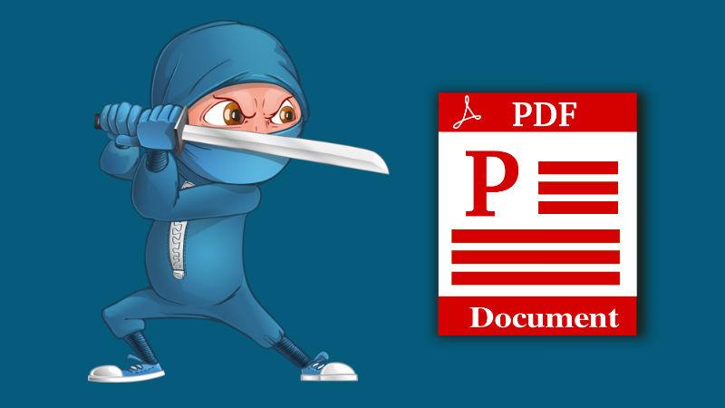Cómo editar un PDF fácilmente.