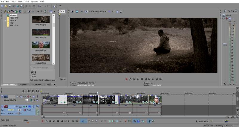 Cómo grabar vídeos con aspecto cinematográfico