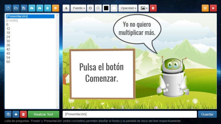 Editor de contenidos de aprendiendo.top
