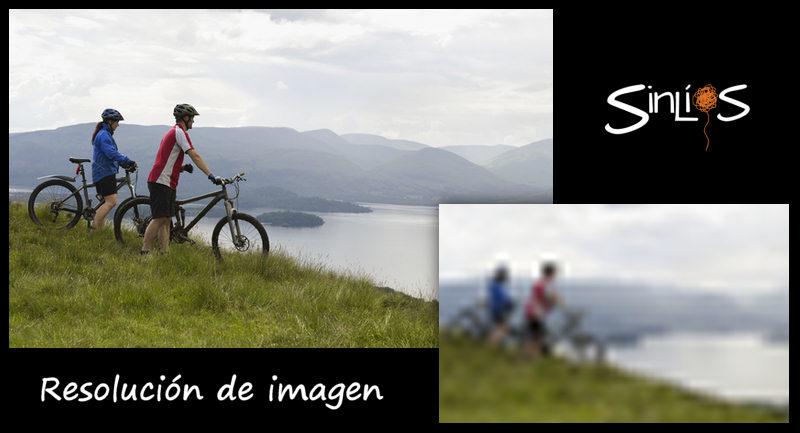 ¿Qué es la resolución de una imagen?